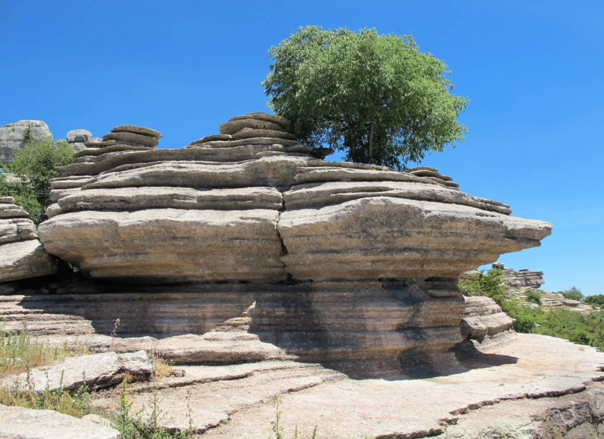 one of my favourite places from Malaga region - El Torcal